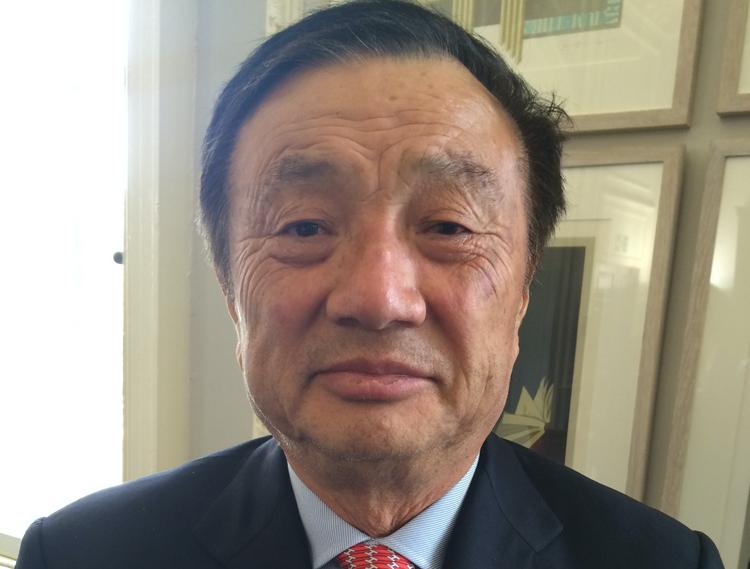 Жэнь Чжэнфэй, исполнительный директор и основатель Huawei