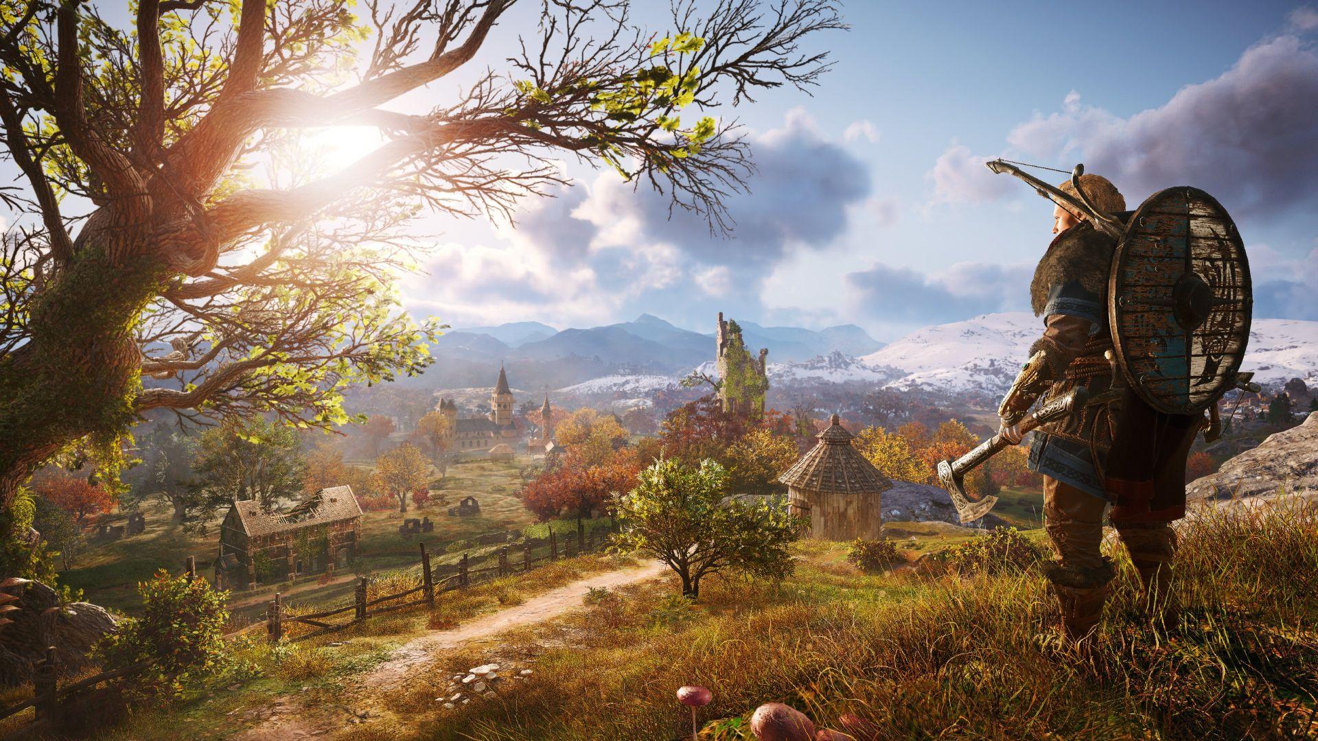 Никакого гринда: Assassin's Creed Valhalla будет более сбалансированной и доступной, чем предшественница