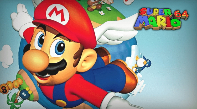 4K, трассировка лучей и затенение: фанат Super Mario 64 перенёс игру на ПК с поддержкой DX12