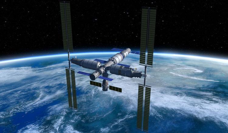 Проект перспективной китайской орбитальной станции