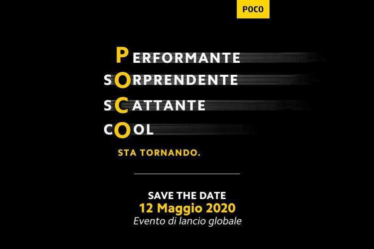 Запуск Poco F2 Pro состоится 12 мая, названа цена и цветовые варианты