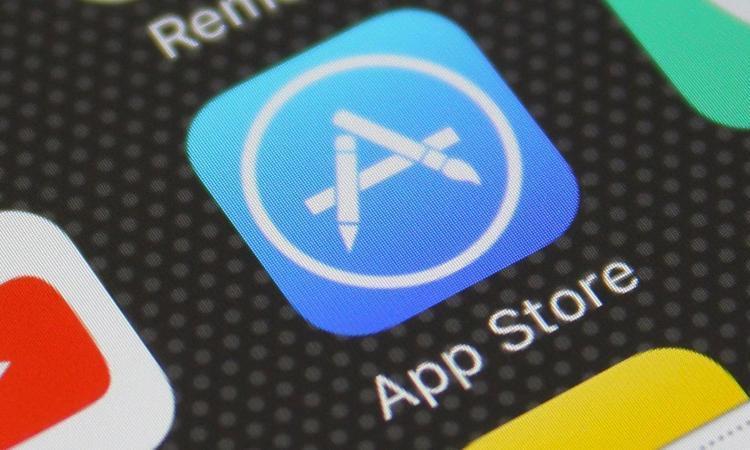 App Store в апреле показал сильнейший рост за последние 2,5 года