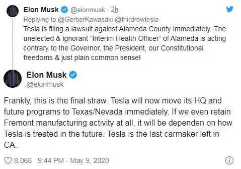 Источник изображения: Twitter, Elon Musk