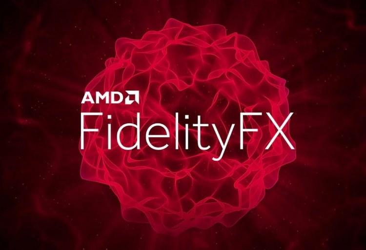 AMD пополнила набор FidelityFX сразу четырьмя технологиями для улучшения изображения