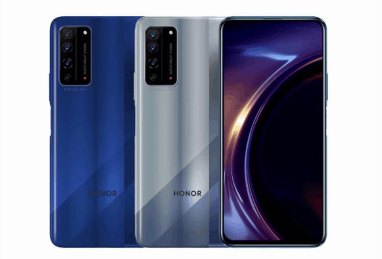 Смартфон Honor X10 Pro получит камеру-перископ и 20-Вт беспроводную подзарядку