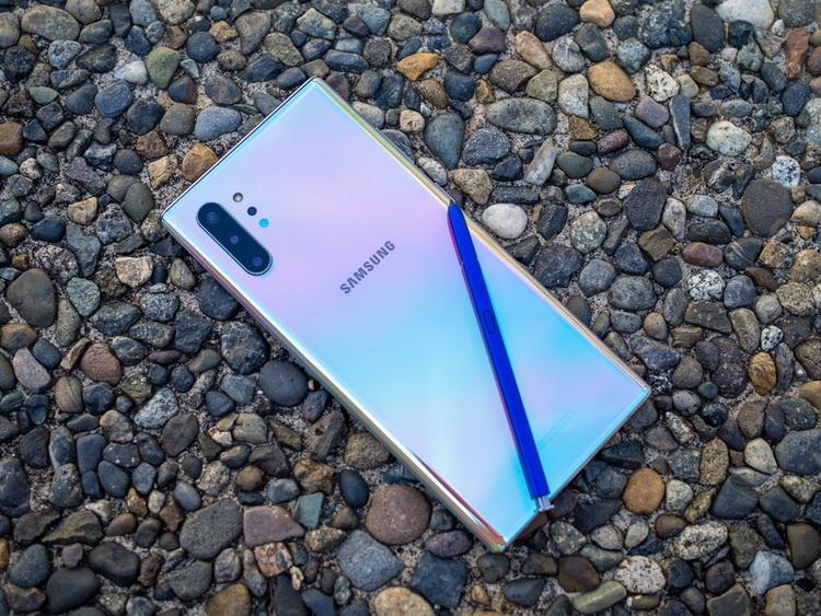 Galaxy Note 10+