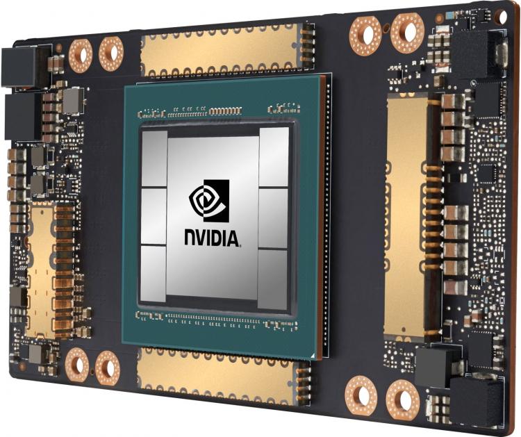 NVIDIA подтвердила, что будущие видеокарты GeForce будут построены на архитектуре Ampere
