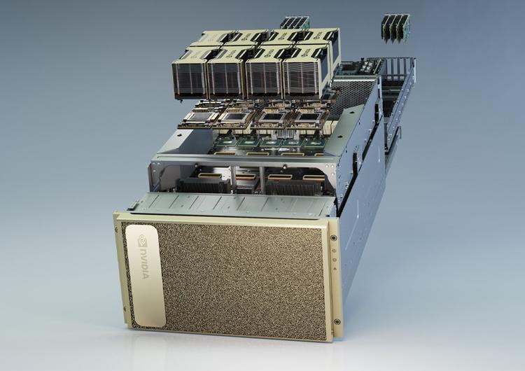 Система NVIDIA DGX A100