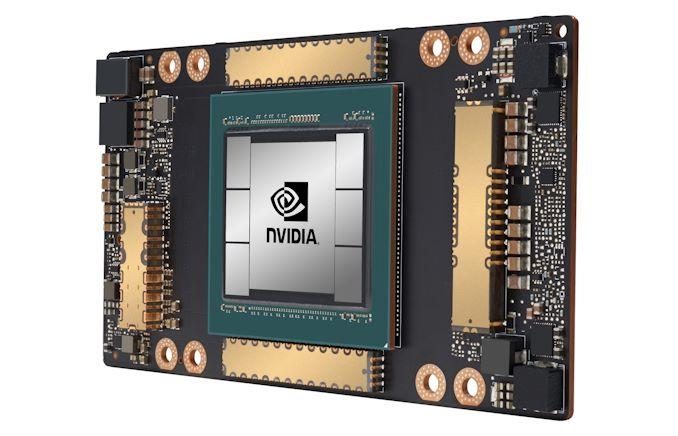 Nvidia A100, версия NVLink