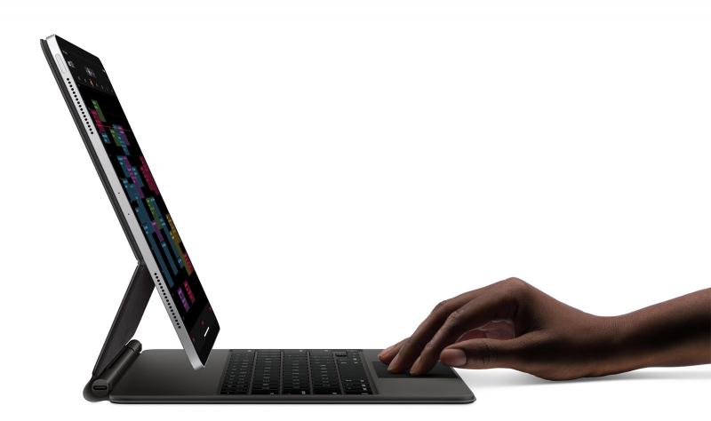 Apple iPad Pro 11 (2020), официальный портрет
