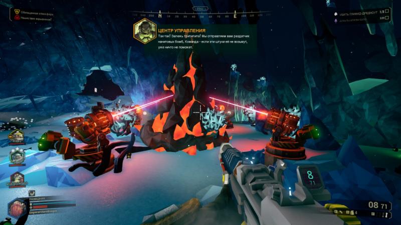 Модификаторы освежают игровой процесс новыми условиями: низкой гравитацией, взрывающимися врагами, нашествием паразитов или привидениями…