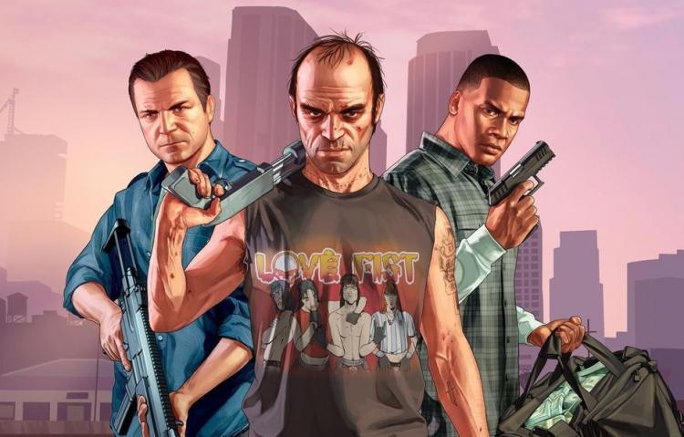 Успехи Take-Two: продажи GTA V превысили 130 млн копий, а RDR 2 — 31 млн