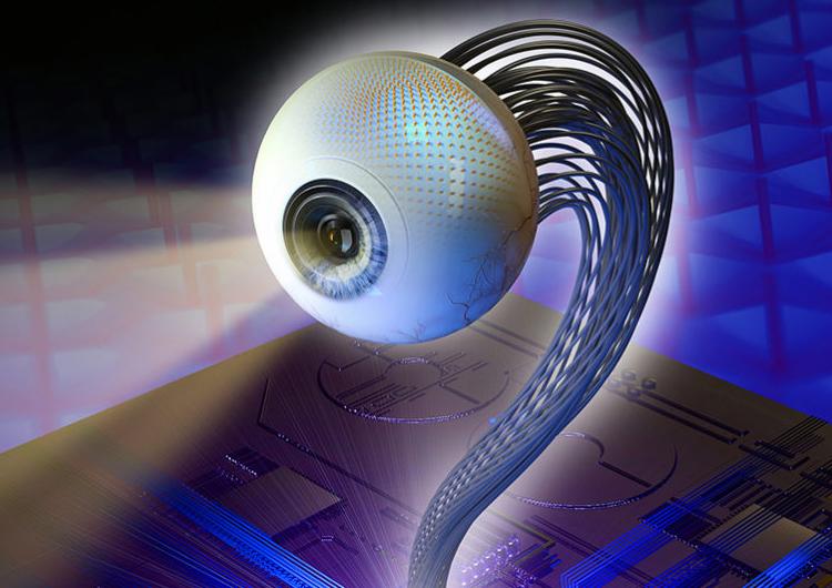 Киборги уже рядом: китайские ученые создали искусственный глаз, который видит лучше настоящего