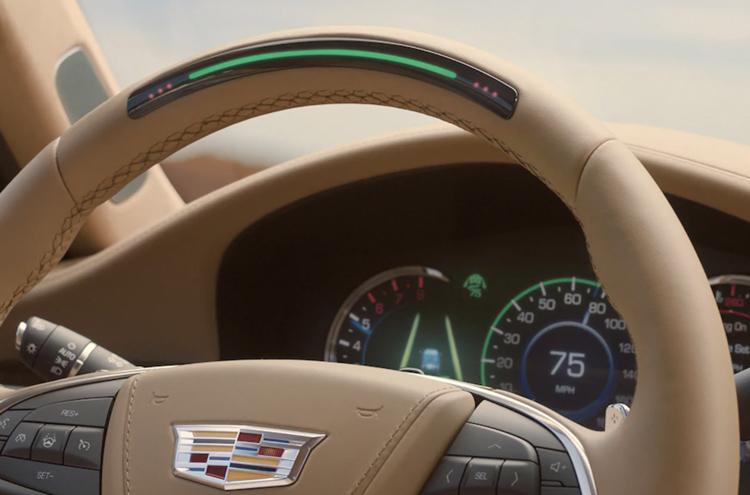 General Motors разрабатывает новую версию Super Cruise — аналог автопилота Tesla