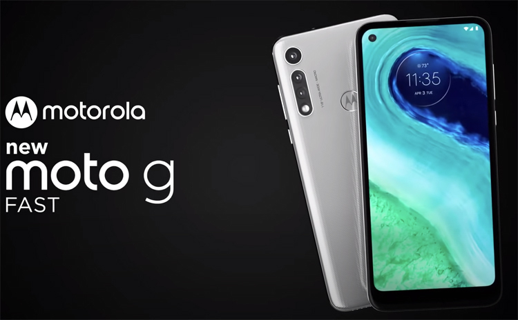 Близится анонс смартфона Moto G Fast с тройной камерой