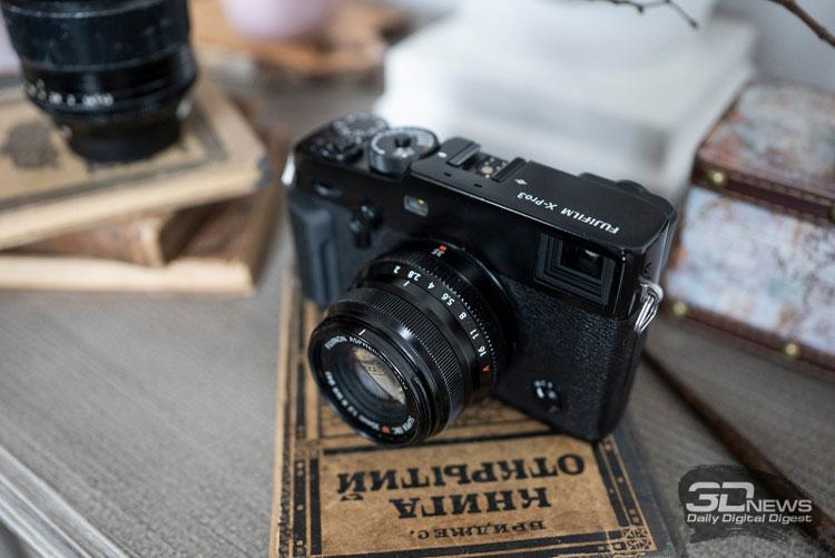 Цифровая камера Fujifilm