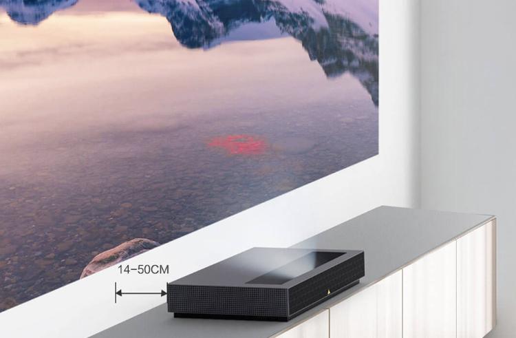 Xiaomi выпустила проектор Fengmi 4K Laser Projector Pro за $1800