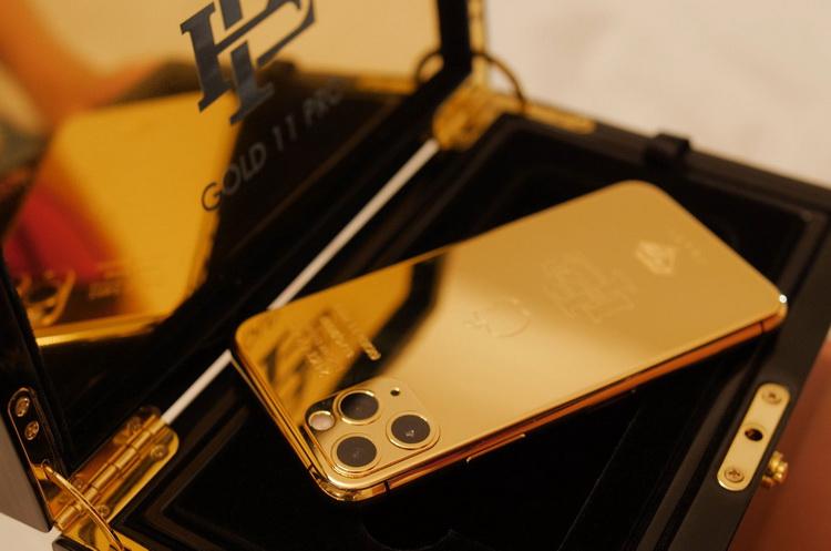 Escobar Inc предлагает купить «золотой» iPhone 11 Pro всего за $499