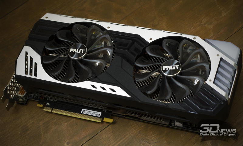 Palit GeForce RTX 2060 SUPER JetStream
