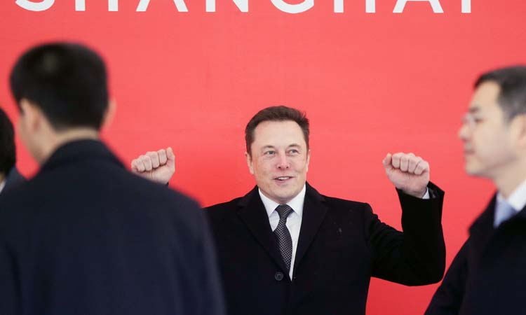Илон Маск заработал первую выплату в Tesla — немного не дотянул до $800 млн