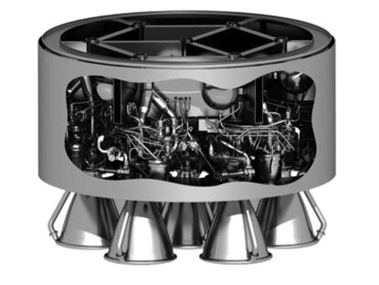 Пример конфигурации из нескольких двигателей Prometheus