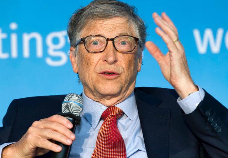Билл Гейтс (AP Photo/Jose Luis Magana )