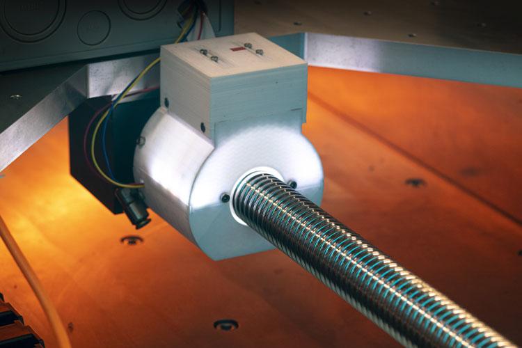 Автоматическая система для слежедния за износом механизма станков ( Markus Breig, KIT)