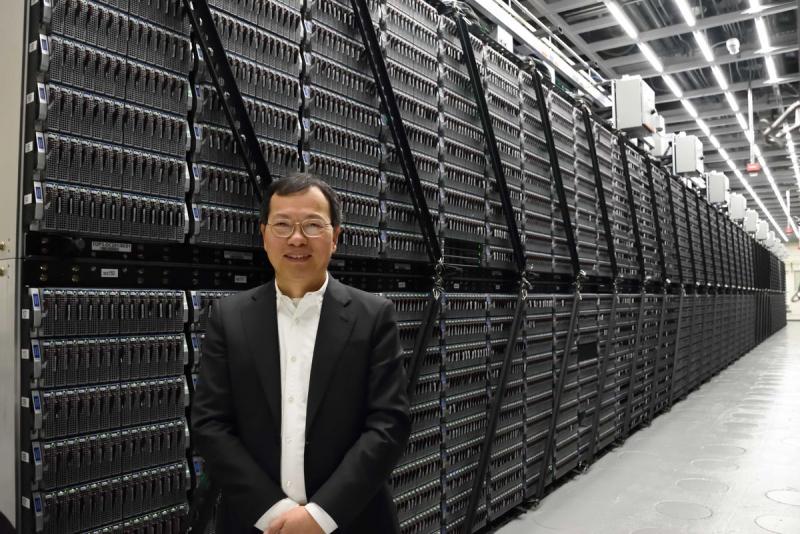 Президент и генеральный директор Supermicro Чарльз Лян