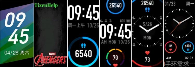 Свежие изображения раскрывают новые подробности о Xiaomi Mi Band 5