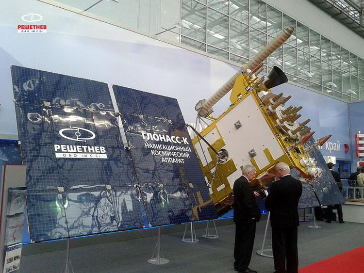 Пресс-служба Роскосмоса и ОАО ИСС