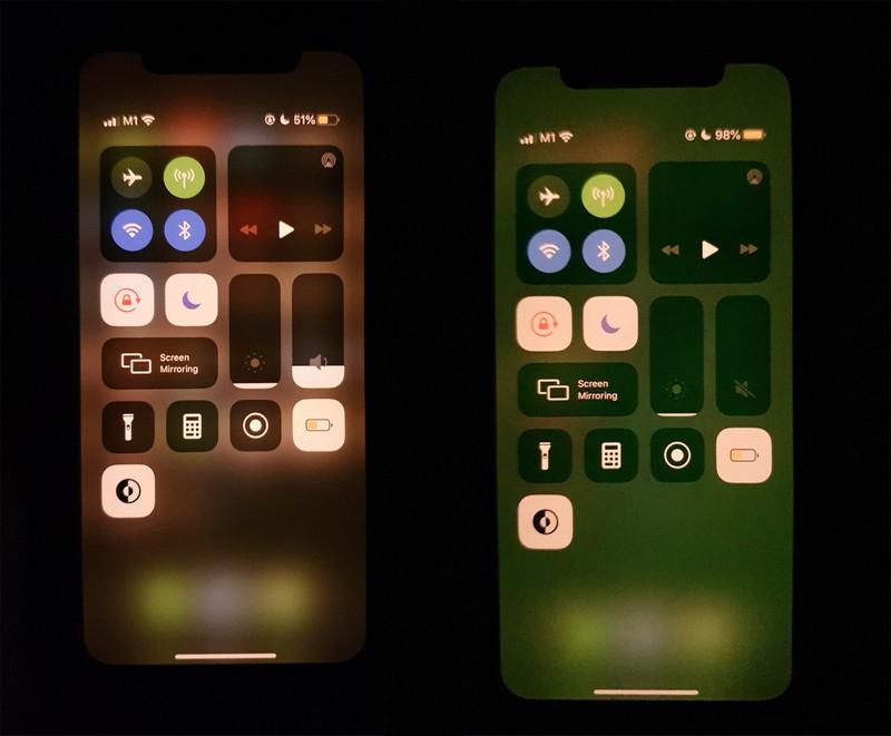 Владельцы Apple iPhone 11 жалуются на позеленение экрана
