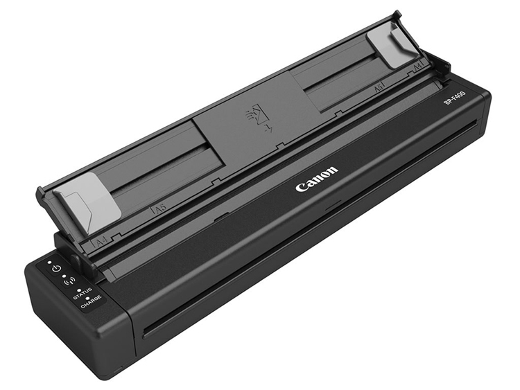 Портативный принтер Canon BP-F400 может распечатывать документы формата А4