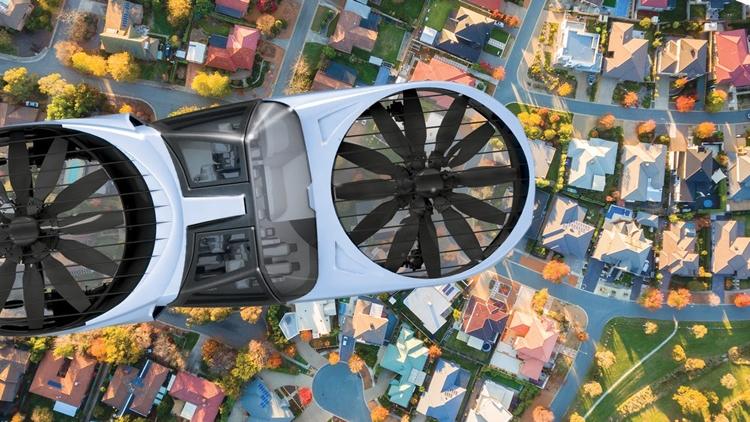 Urban Aeronautics