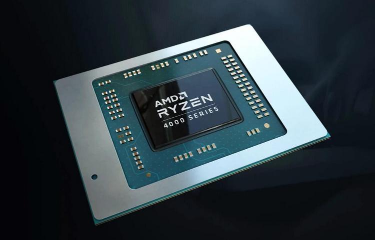 Процессоры Ryzen 4000 (Renoir) способны работать вообще без системы охлаждения