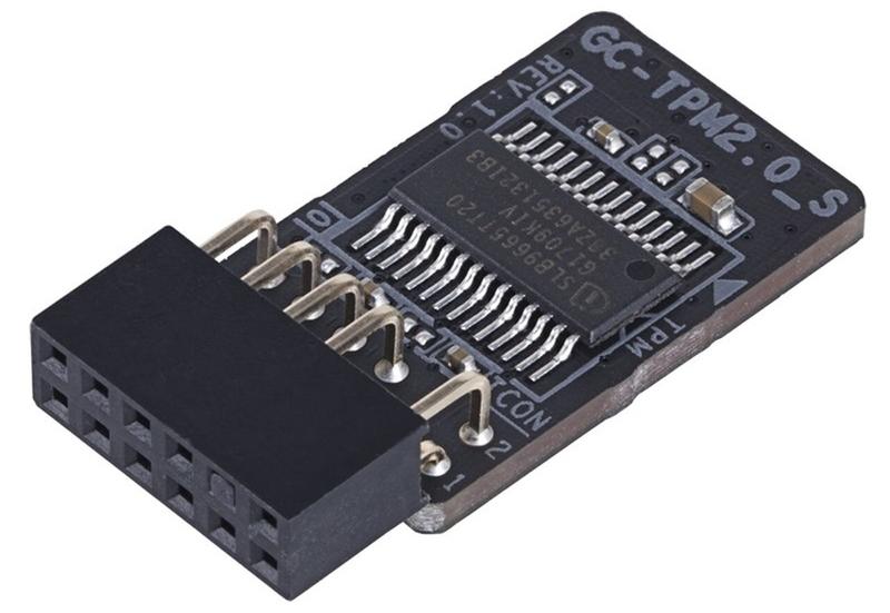 Модуль TPM 2.0 (GIGABYTE)