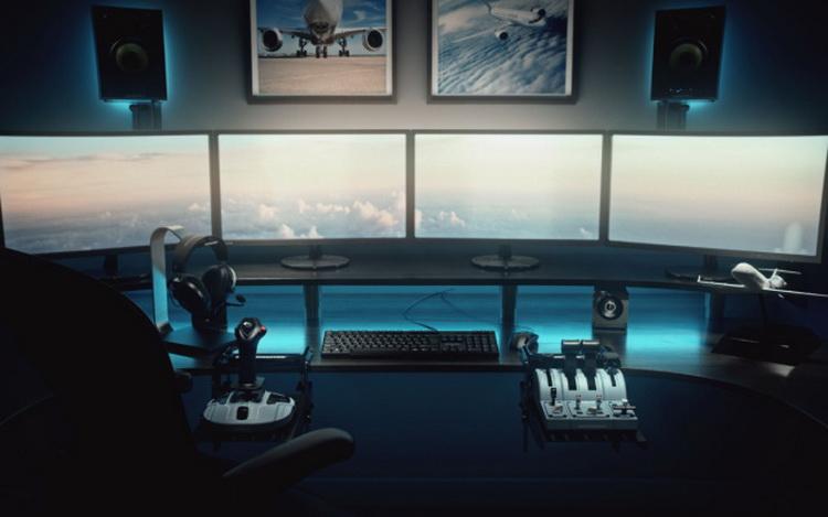Джойстики Thrustmaster Civil Aviation позволят ощутить себя пилотом лайнера Airbus A320