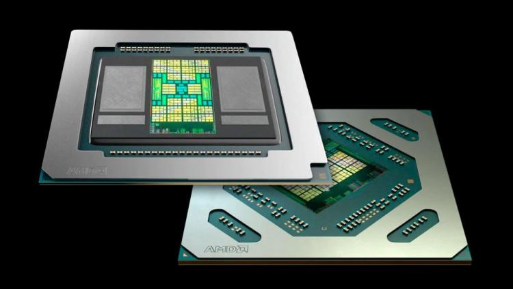 В игровых тестах AMD Radeon Pro 5600M приблизилась к GeForce RTX 2060