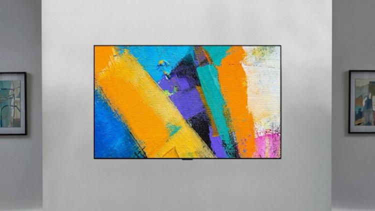LG представила новые OLED-телевизоры GX Gallery толщиной всего 20 мм