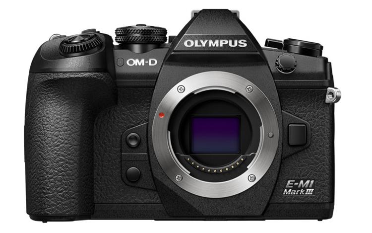 Olympus OM-D E-M1 Mark III, вероятно последняя камера, выпущенная под эгидой Olympus