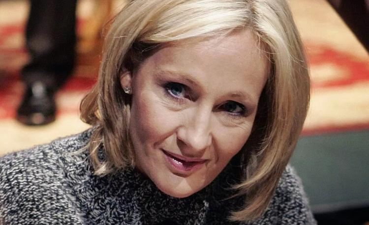 Джоан Роулинг (Joanne Rowling)