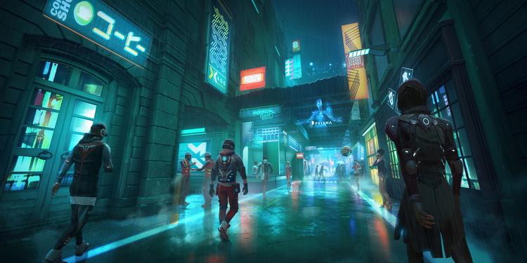 Утечка: Hyper Scape — новая королевская битва от создателей Rainbow Six и Assassin's Creed