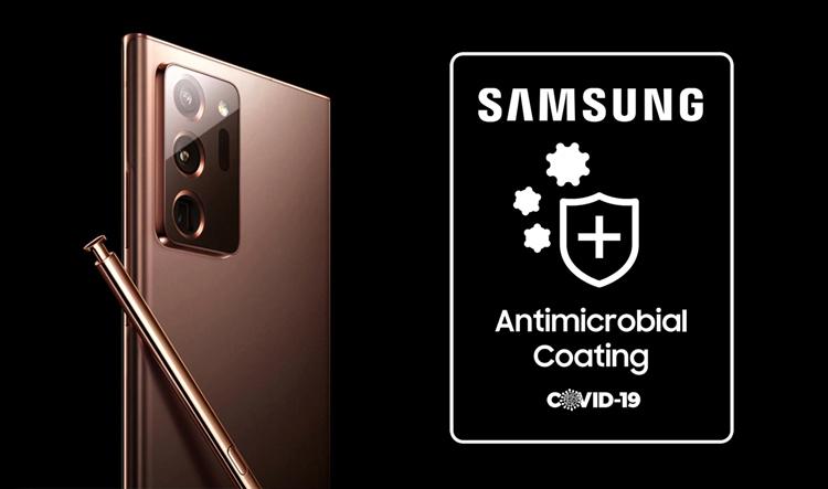 covid2 Samsung разрабатывает чехлы для смартфонов с антимикробным покрытием против COVID-19 2