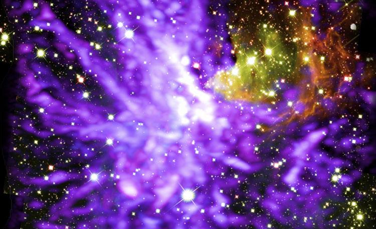 ALMA (ESO/NAOJ/NRAO), Y. Cheng et al.; NRAO/AUI/NSF, S. Dagnello; NASA/ESA Hubble