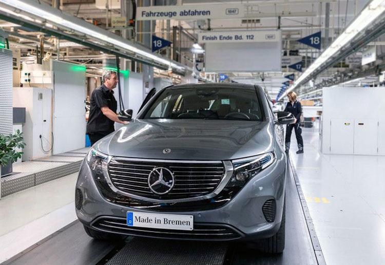 Mercedes-Benz покупает долю в китайском производителе аккумуляторов Farasis Energy