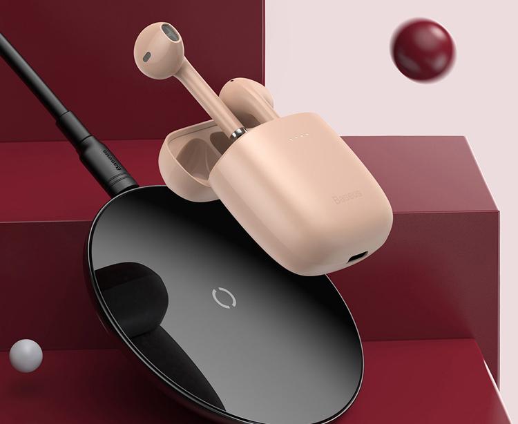 Беспроводные наушники-вкладыши Xiaomi Baseus Encok W04 TWS стоят $22