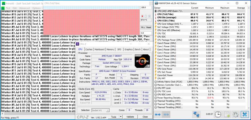 sm.3800xt temp scr.800 Обзор процессоров AMD Ryzen 9 3900XT и Ryzen 7 3800XT: гримасы оптимизации 19
