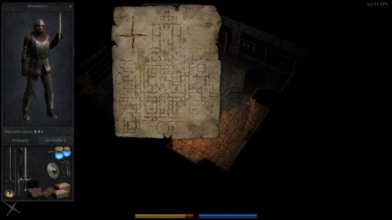 Поди разбери по такой карте, где находишься и куда идти…