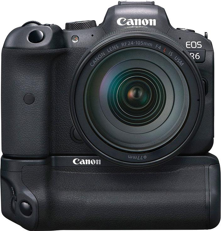 Canon анонсировала беззеркалку EOS R6 среднего уровня с продвинутыми возможностями