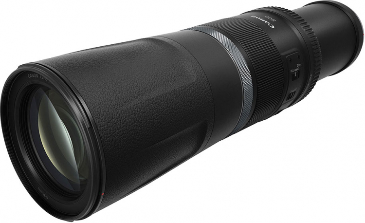 Canon представила телеобъективы RF 600 мм F11 IS STM и RF 800 мм F11 IS STM