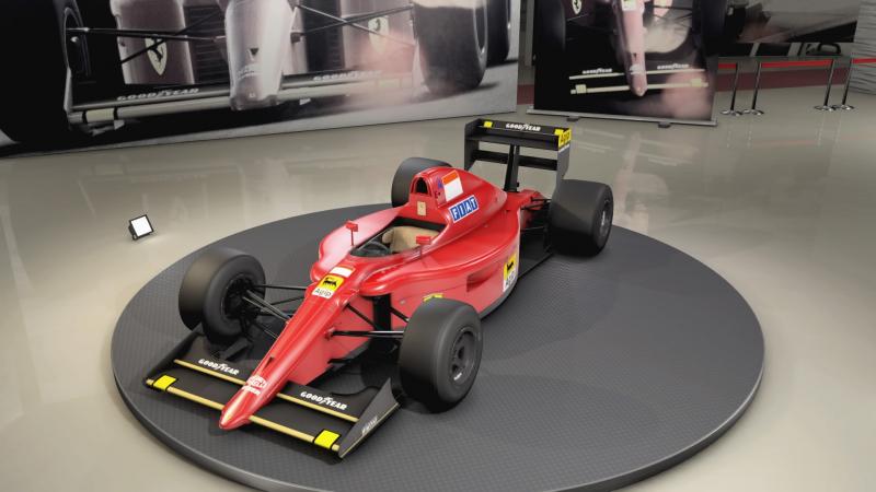 Парк состоит из трёх категорий на выбор ― современных моделей F1, прошлогодних F2, а также бессмертной классики вроде Ferrari F1-90 или McLaren MP4-23
